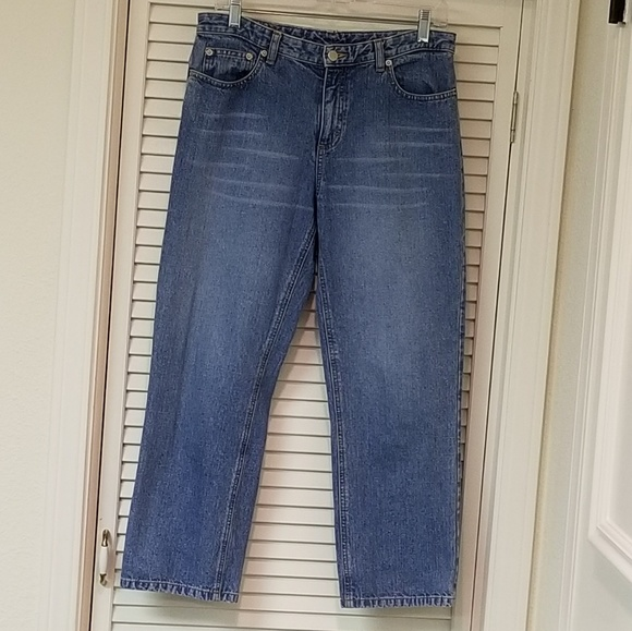 016af5d0cd061 LOFT Jeans | Capri Full Leg Denim | Poshmark